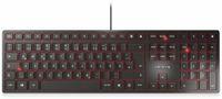 Vorschau: Tastatur CHERRY KC 6000 Slim, schwarz