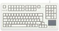 Vorschau: USB-Tastatur CHERRY G80-11900, mit Touchpad, grau
