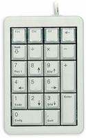Vorschau: Keypad CHERRY G84-4700, USB, grau