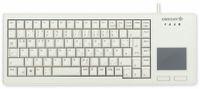 Vorschau: USB-Tastatur CHERRY G84-5500 XS, mit Touchpad, grau