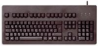 Vorschau: USB-Tastatur CHERRY G80-3000, mechanisch, Klick-Druckpunkt, schwarz
