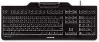 Vorschau: USB-Tastatur CHERRY KC 1000 SC-Z, schwarz