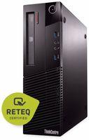Vorschau: PC LENOVO PC ThinkCentre M93p, i5, 8GB RAM, 128GB SSD, Win10P, Refurb.