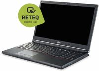 "Vorschau: Notebook FUJITSU Lifebook E556, 15,6"", LTE, i5, 256GB SSD, Win10P, Refurbished"