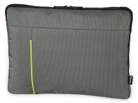 "Vorschau: Notebook-Sleeve HAMA Kapstadt II, 15,6"", grau/grün"