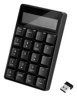 Vorschau: Keypad LOGILINK ID0199, Taschenrechner, 2,4 GHz, 20 Tasten