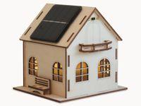 """Vorschau: Bausatz Solarhaus """"Villa Sonnenschein"""""""