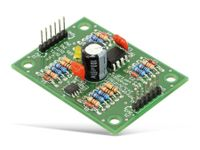 Vorschau: Bausatz Pegelwandler 3,3 V/5 V, analog, bidirektional