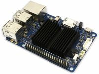 Vorschau: ODROID-C1+ Einplatinen-Computer, 1,5 GHz QuadCore, 4x USB, 1 GB
