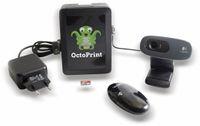 Vorschau: pi3g OctoPrint Kit, inkl. HD-Webcam LOGITECH C270