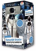 Vorschau: FRANZIS Der kleine Hacker - Humanoide Roboter einfach programmieren
