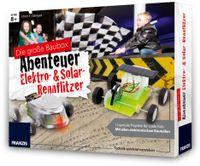 Vorschau: FRANZIS Die große Baubox - Abenteuer Elekro- und Solar-Rennflitzer