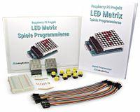 Vorschau: Spiele Programmieren mit der LED Matrix für Raspberry Pi