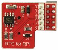 Vorschau: Raspberry Pi Erweiterung RTC