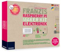 Vorschau: Lernpaket FRANZIS Raspberry Pi Maker Kit Elektronik