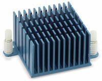 Vorschau: Kühlkörper für ODROID XU4 blau