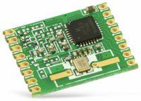 Vorschau: Funkmodul HOPERF RFM69W, 868 MHz, S2, TX/RX