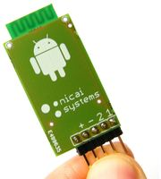 Vorschau: NIBO Blue -NICAI SYSTEMS Bluetooth Funkmodul Bausatz für NIBO burger