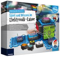 Vorschau: Lernpaket FRANZIS, Elektronik-Labor