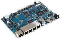 Vorschau: Banana Pi R2 Quad Core 2GB DDR3 Netzwerkrouter