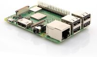 Vorschau: Raspberry Pi 3B+