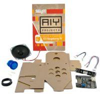 Vorschau: Google AIY Voice Kit für Raspberry Pi 3 B