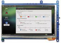 """Vorschau: 17,8 cm (7"""") Multitouch TFT-Display mit HDMI und Audio ODROID-VU7A PLUS"""