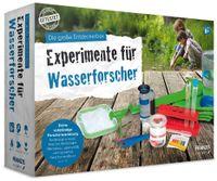 Vorschau: Die große Entdeckerbox, Experimente für Wasserforscher, FRANZIS