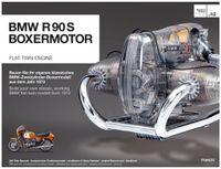 Vorschau: FRANZIS BMW R 90 S Boxermotor, Maßstab 1:2