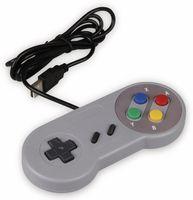 Vorschau: JOY-IT USB Gamepad im SNES Design