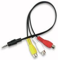 Vorschau: ODROID-N2 Audio-Videokabel, 0,3m
