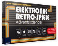 Vorschau: FRANZIS Elektronik Retro-Spiele Adventskalender 2019