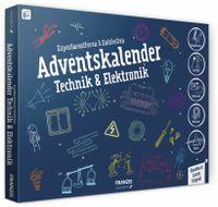 Vorschau: FRANZIS Adventskalender Technik & Elektronik