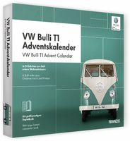Vorschau: FRANZIS VW Bulli T1 Adventskalender 2019