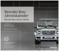 Vorschau: FRANZIS Mercedes-Benz Adventskalender 2019