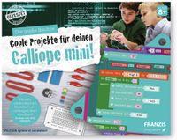 Vorschau: FRANZIS Die große Baubox, Coole Projekte für Deinen Calliope mini