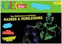 Vorschau: FRANZIS GEOlino - Das Halloween Leuchtset Masken & Verkleidung