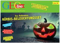 Vorschau: FRANZIS GEOlino - Halloween Kürbisbeleuchtungsset