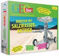 Vorschau: FRANZIS GEOlino, Roboter mit Salzwasserantrieb