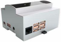 Vorschau: Hutschienengehäuse Italtronic 25.0610000.RP3 für Raspberry Pi 3 Model B/B+