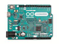 Vorschau: Arduino®, Board Leonardo (with Headers), A000057