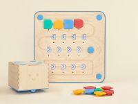 Vorschau: Lernpaket, Cubetto MINT Coding Roboter aus Holz ab 3 Jahren (Geeignet für Montessori)