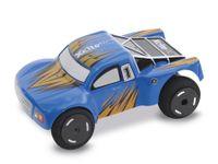 Vorschau: Modellauto SPEED SHORTCOURSE 2WD, RTR, blau/weiß