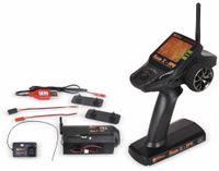 Vorschau: Fernsteuerung RACE X FPV, 2,4 GHz, mit Kamera