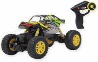 Vorschau: JAMARA Hillriser Crawler 4WD, gelb, 1:18, 2,4GHz