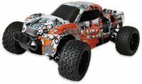 Vorschau: FunFighter Truck DF MODELS, 1:10 RTR, 4WD, 550er Burshed Motor