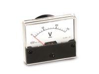 Vorschau: Drehspul-Einbauinstrument, 0...30 V-