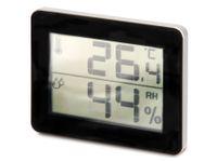 Vorschau: Digitales Thermo-Hygrometer TFA 30.5027.01, schwarz
