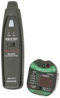 Vorschau: Kabelprüfer und Sicherungsfinder MASTECH MS5905RTD