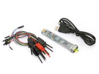 Vorschau: USB-Oszilloskop BITSCOPE MICRO, 2+6 CH, 20 MHz